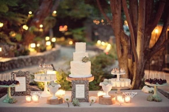 Diy Wedding Sweet Celebrations Candy Buffet Alternatives