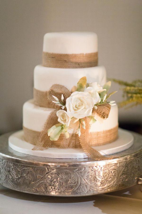 Rustic Wedding Cake Uk