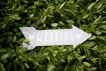 Picture for category Wedding Signs
