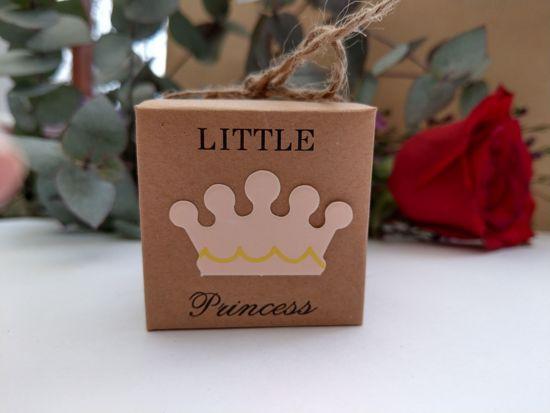 Picture of Kraft Little Princess Favor Boxes Crown