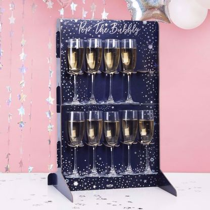 Picture of BUBBLY DRINKS WALL HOLDER - STARGAZER