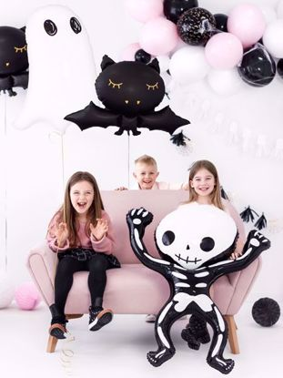 Picture of SKELETON FOIL HALLOWEEN BALLOON